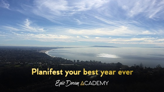 Planifest your best year ever + super quick New Year's ritual